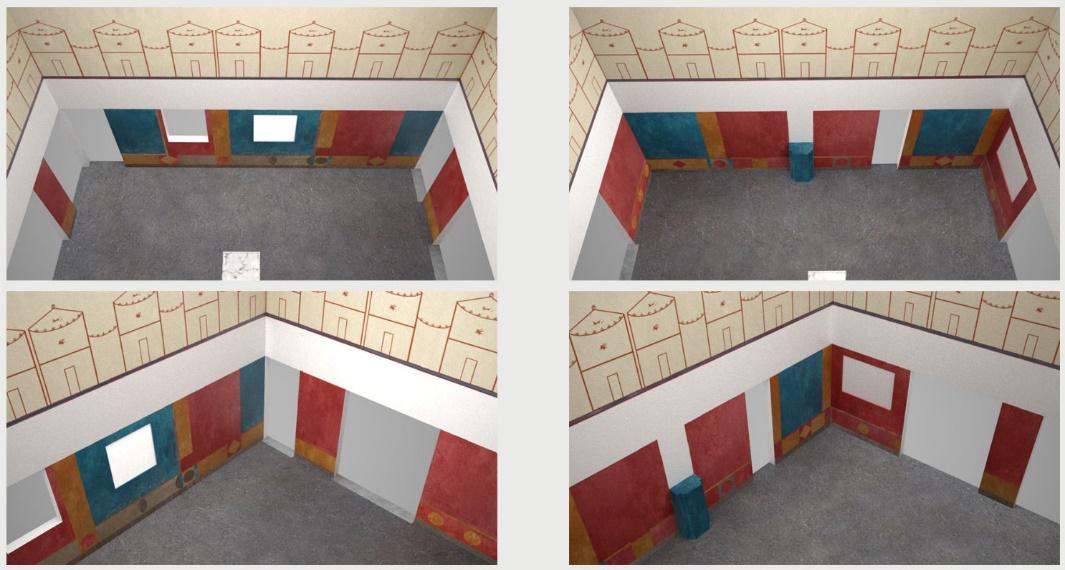 Applicazione cyber-archeologica atrium 24