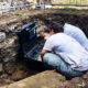 Indagini endoscopiche della cisterna nell'hortus